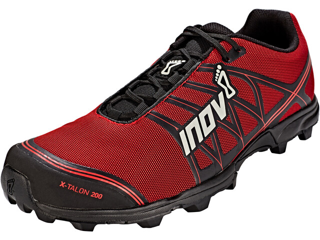 hot sale online 180a9 130be inov-8 X-Talon 200 Shoes red/black